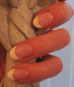 meine Nägel